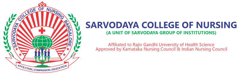 BSc nursing Admission 2020 | B.Sc Nursing admission in Bangalore| Best BSc Nursing College in Bangalore - Sarvodaya-The Best Nursing College in Bangalore